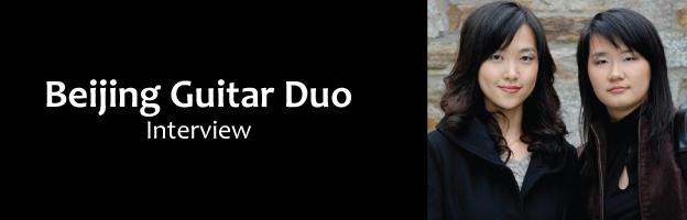 Interview: The Beijing Guitar Duo