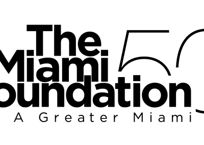 The Miami Foundation Black Logo