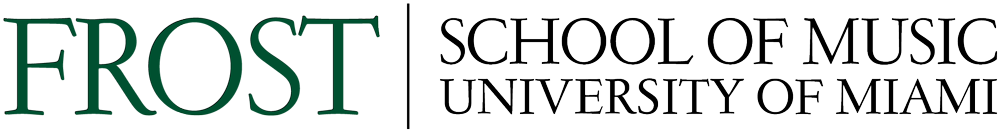 Frost School of Music at the University of Miami (Logo)