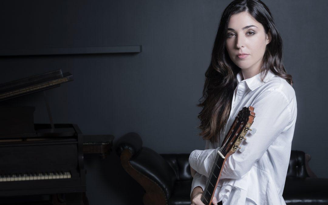 Andrea González Caballero Live in Concert