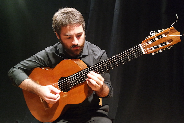 Tango and Argentine Folklore Workshop with Hernán Pereyra